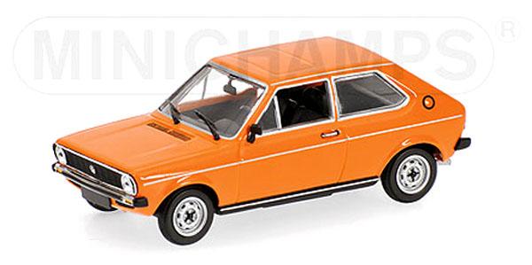 2009 Minichamps 1:43 Volkswagen Polo