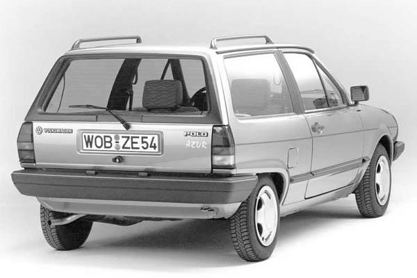 1990 Volkswagen Polo Azur