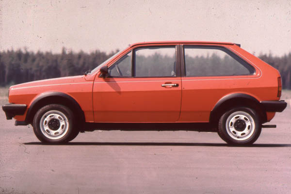 1983 Polo Coupe