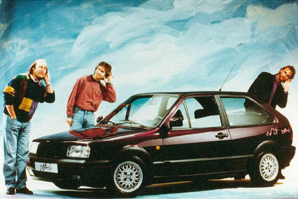 1992 Polo Coupe Genesis