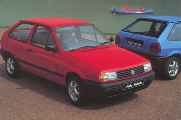 1994 Volkswagen Polo Match and Parade