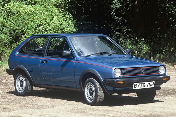 1984 Volkswagen Polo Coupé
