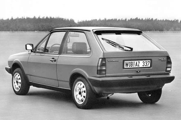 1983 Volkswagen Polo Coupé