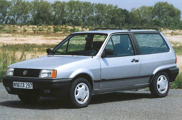 1990 volkswagen polo