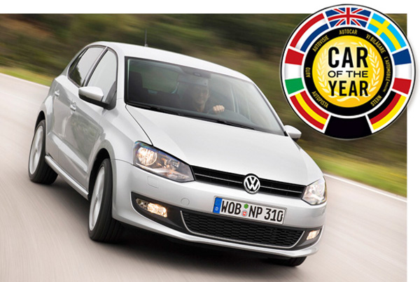 2009 Volkswagen Polo: Car of the Year 2010 contender