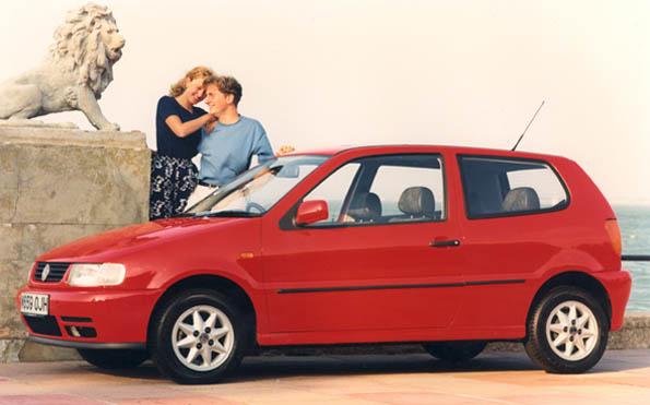 1994 Volkswagen Polo GLX