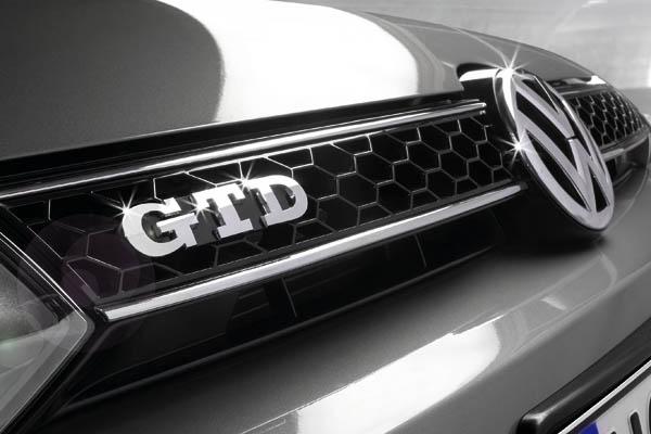2009 Volkswagen GTD badge