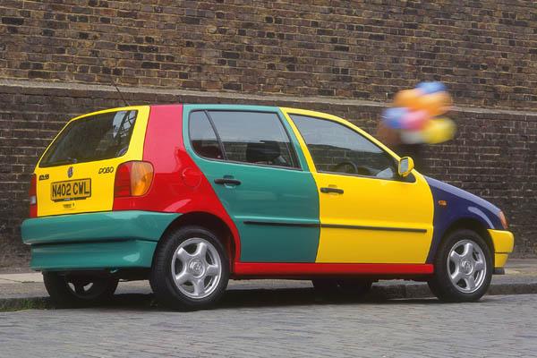 Volkswagen Polo Harlequin 1996