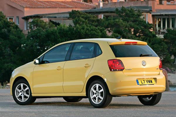 2009 Volkswagen Polo Moda