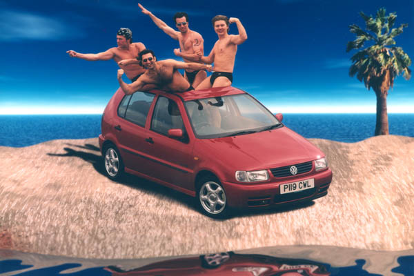 Volkswagen Polo Open Air 1997