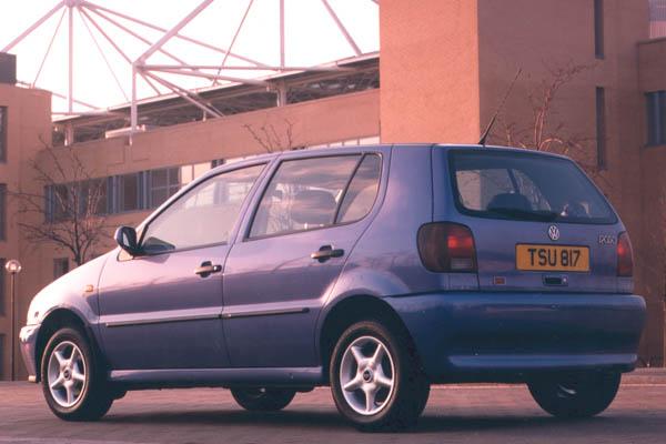 1996 Volkswagen Polo SE