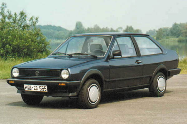 1985 Volkswagen Polo Saloon CL