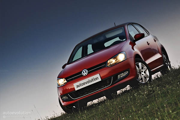 2009 VW Polo TDI tested by autoevolution