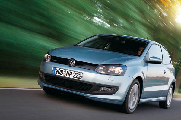 2010 Volkswagen Polo BlueMotion