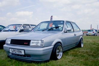 GTI International 2010: Philip Camsell's Polo GT