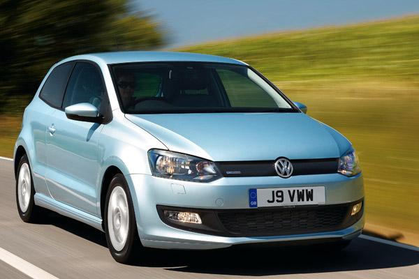 2010 Volkswagen Polo BlueMotion