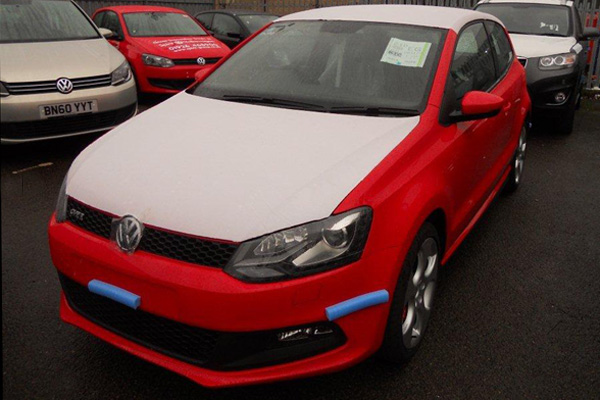 exclusive is this the first customer new polo gti in the ukFront Shock Diagram Vr6 But Suspect Gti Is Similar #21