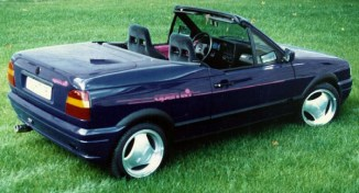 1991 Volkswagen Polo Treser 'Open Air'
