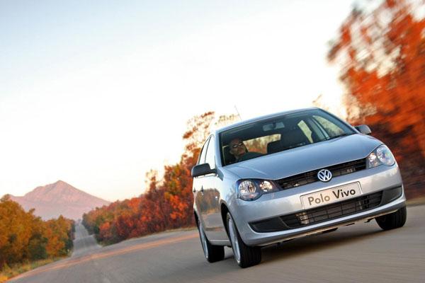 2010 Volkswagen Polo Vivo