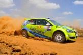 2010 Toyota Rally Gauteng: Fekken/Arries