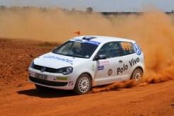 2010 Toyota Rally Gauteng: van Rensburg/Fourie