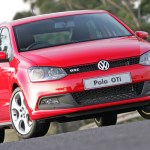 2011 Volkswagen Polo GTI: South Africa
