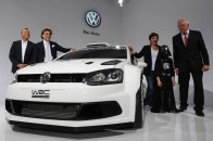 2011 Volkswagen Polo R WRC presentation: Sardinia, 5 May 2011