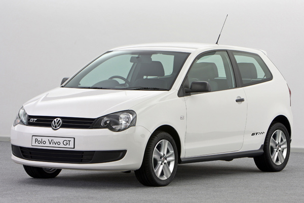 2011 Volkswagen Polo Vivo GT