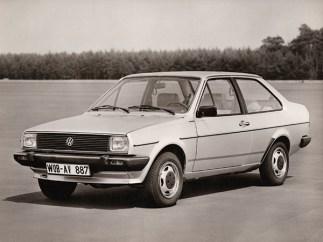 1981 Volkswagen Polo Classic GL