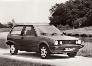 1987 Volkswagen Polo GT
