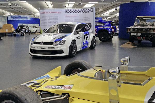 AutoMuseum Volkswagen 'Motorsport with Volkswagen' exhibition