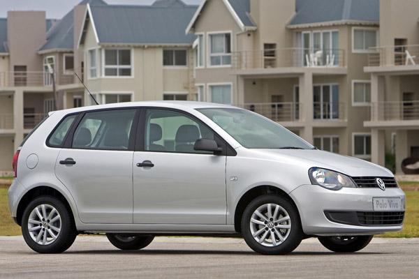2012 Volkswagen Polo Vivo