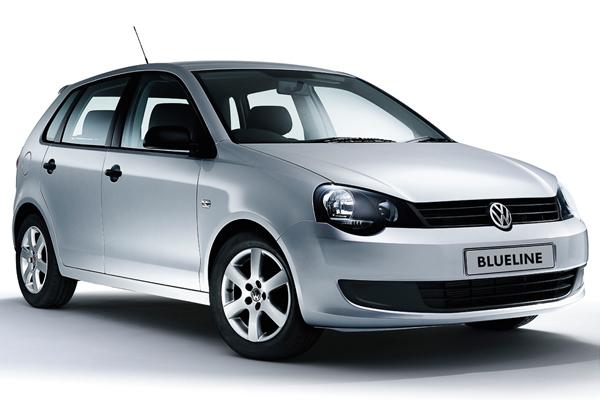 2012 Volkswagen Polo Vivo Blueline