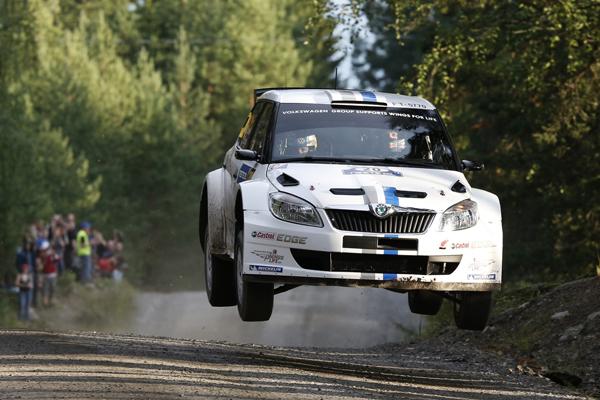 2012 Neste Oil Rally Finland: Ogier/Ingrassia