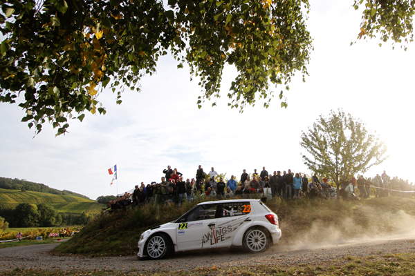 20012 Rally France: Ogier/Ingrassia