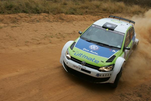 2012 Rally South Africa: Kuun/Hodgson