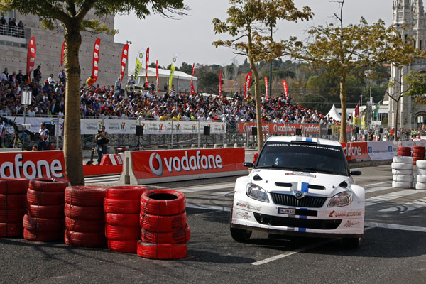 2012 Rally Portugal: Ogier/ingrassia