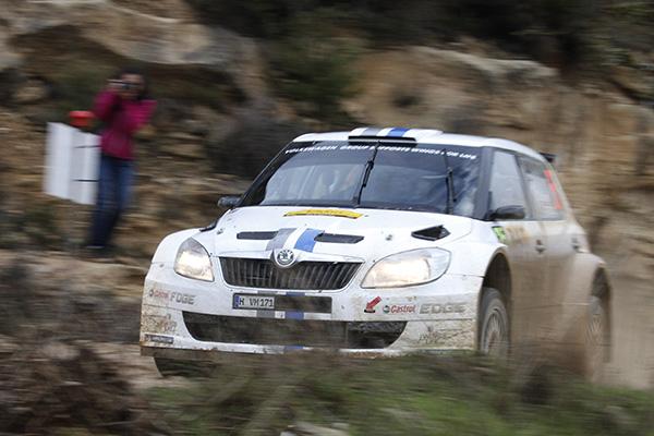 2012 Rally Spain: Ogier/Ingrassia