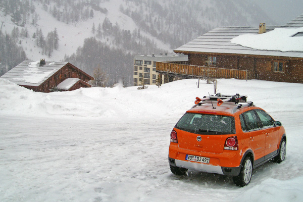 2006 Volkswagen CrossPolo