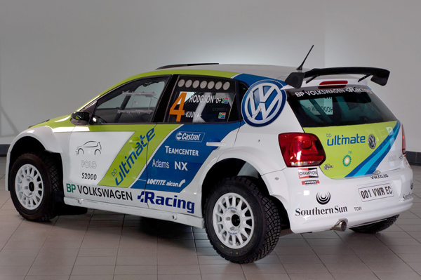 New 2012 Polo S2000 Rally Car Unveiled By Volkswagen Racing South