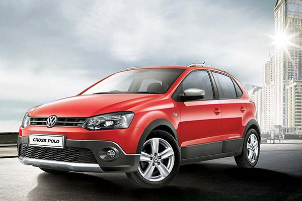2013 Volkswagen Cross Polo (India)