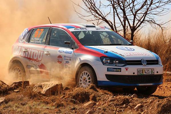 2013 Ford Dealer Rally: Franken/Kohne