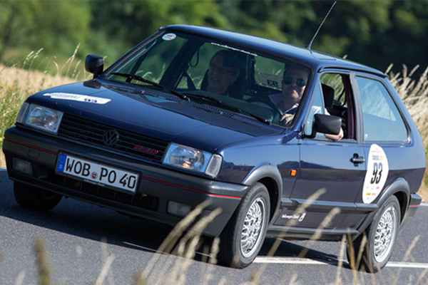 1990 Volkswagen Polo G40, Youngtimer Classic 2013