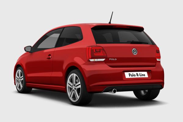 2013 Volkswagen Polo R-Line (UK)