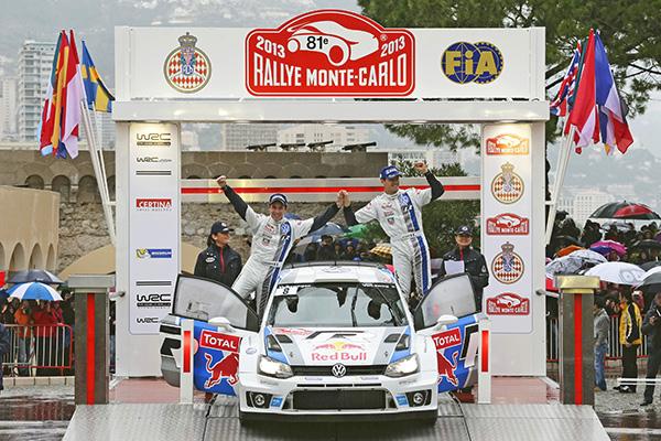 Volkswagen Polo R WRC: 2013 Rallye Monte Carlo