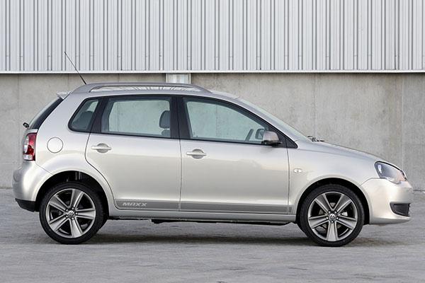 2013 Volkswagen Polo Vivo Maxx