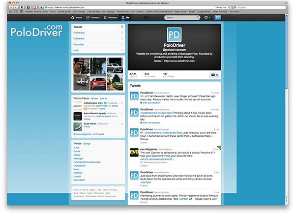 polodrivercom Twitter feed