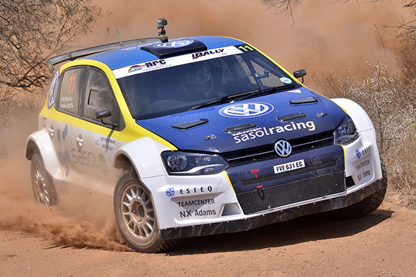 2013 Polowane Rally: Kuun/Judd