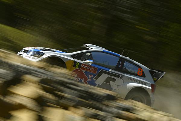 2013 Volkswagen Polo R WRC: Rally Australia, Ogier/Ingrassia