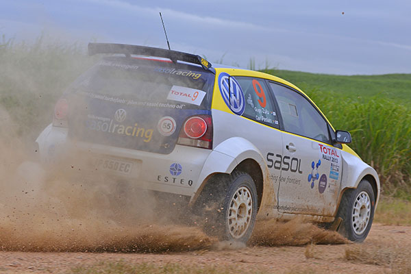 2013 Total Rally: Zulu/Peskin